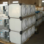 Ceilig Suspended Air Handler With Diffuser 2