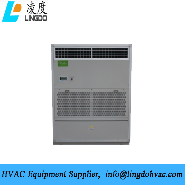 Self Contained water cooled package unit