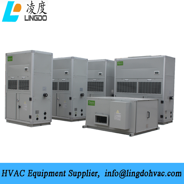 water cooled air conditioners