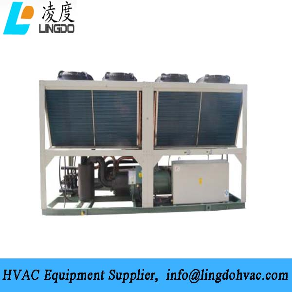 Air Cooled Screw Chiller 340