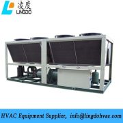 Air Cooled Screw Chiller 380-420