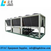Air Cooled Screw Chiller 480-620