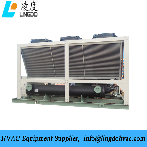Air cooled screw chiller 240-310(1)