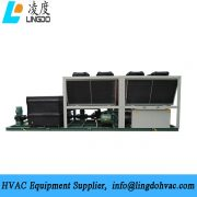Industrial Air Cooled Screw Chiller R407C