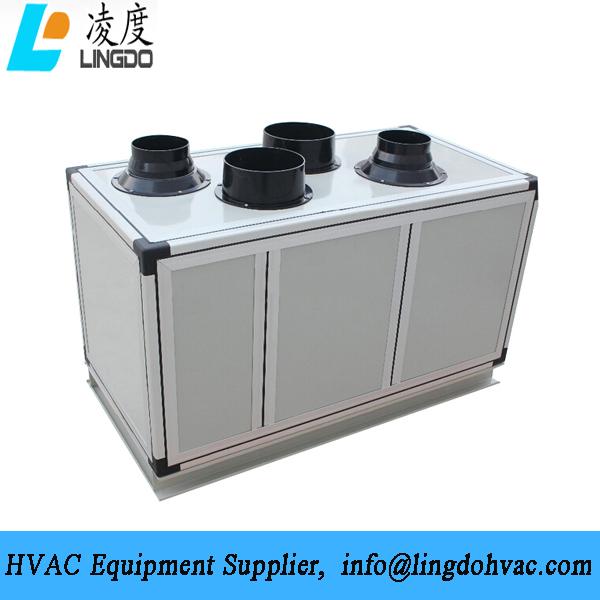 Vertical heat pump fresh air unit 2