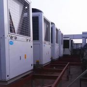 Modular Chiller in Projects 1