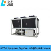240kW air cooled Screw chiller