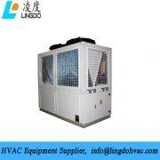 25HP Modular air cooled chiller heat pump