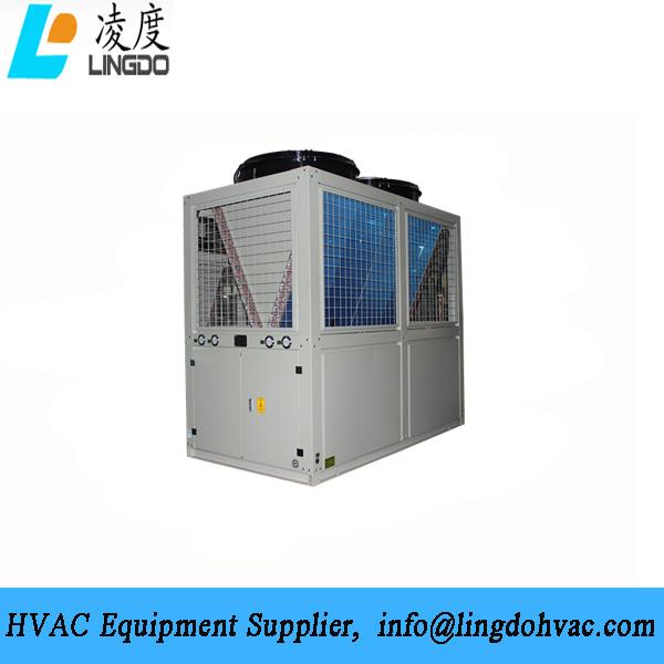 25HP Modular air cooled chiller