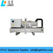 700kW water cooled chiller