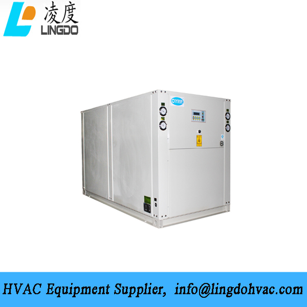 G20 Industrial water cooled scroll chiller